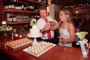 Wedding cake time....